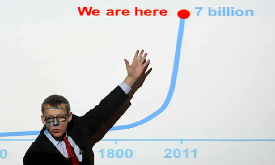 Hans Rosling, who died on 7 February 2017, educated the about world population and other facts and figures.