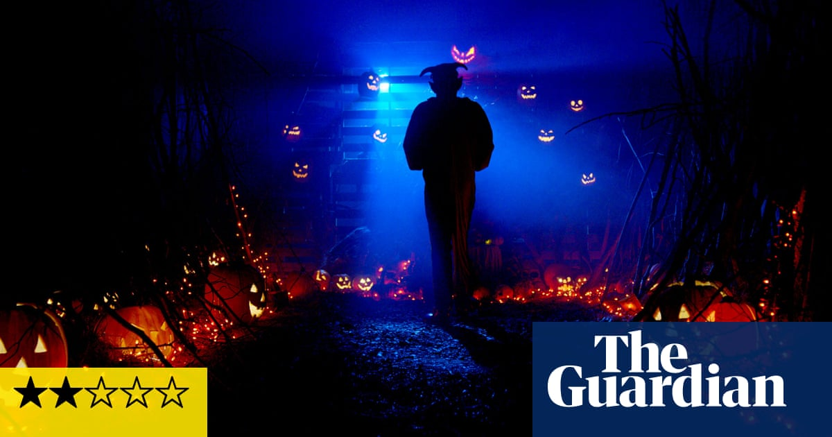 Bad Candy review – sickly Halloween horror anthology