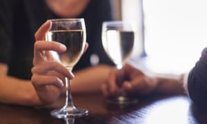 A bottle of wine is estimated to contain 10 units of alcohol and a pint of beer is estimated to contain 2.3 units.