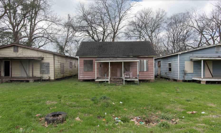 Homes in Selma.