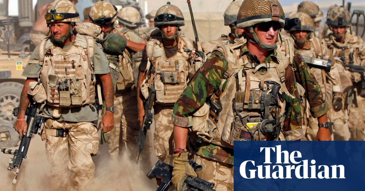 UK army combat units 40�low strength as recruitment plummets