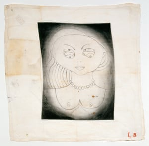 Louise Bourgeois, Insomnia, 2000.