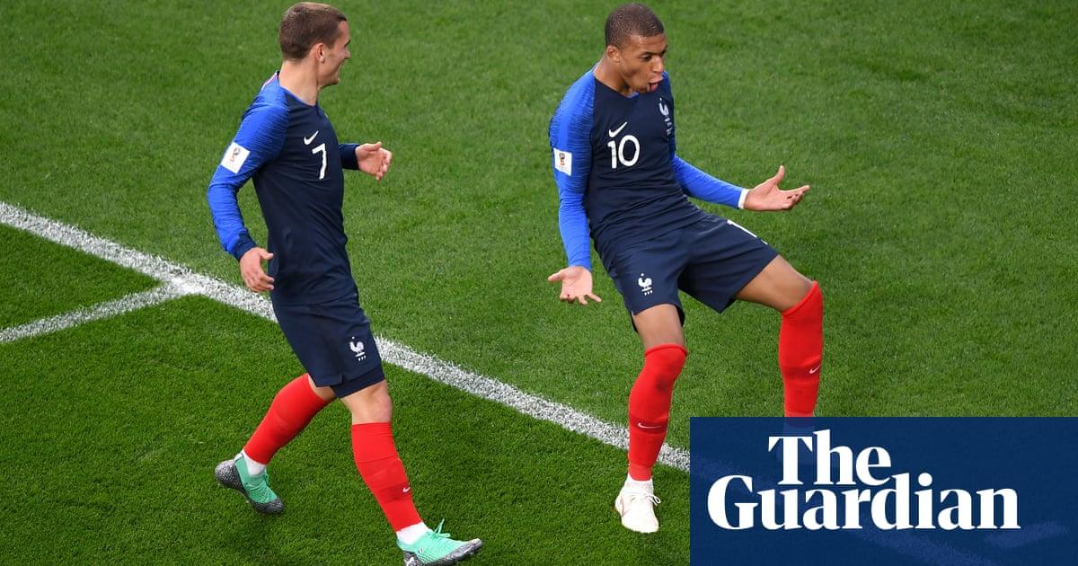 72e5369a7e3 France under Deschamps look a lot like England under Eriksson ...