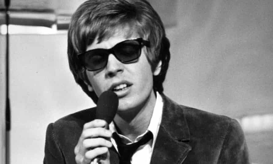 Scott Walker in 1969.