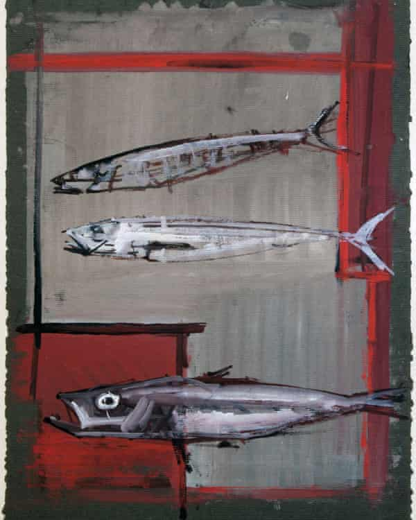 Isabel Rawsthorne, Three Fish, 1948