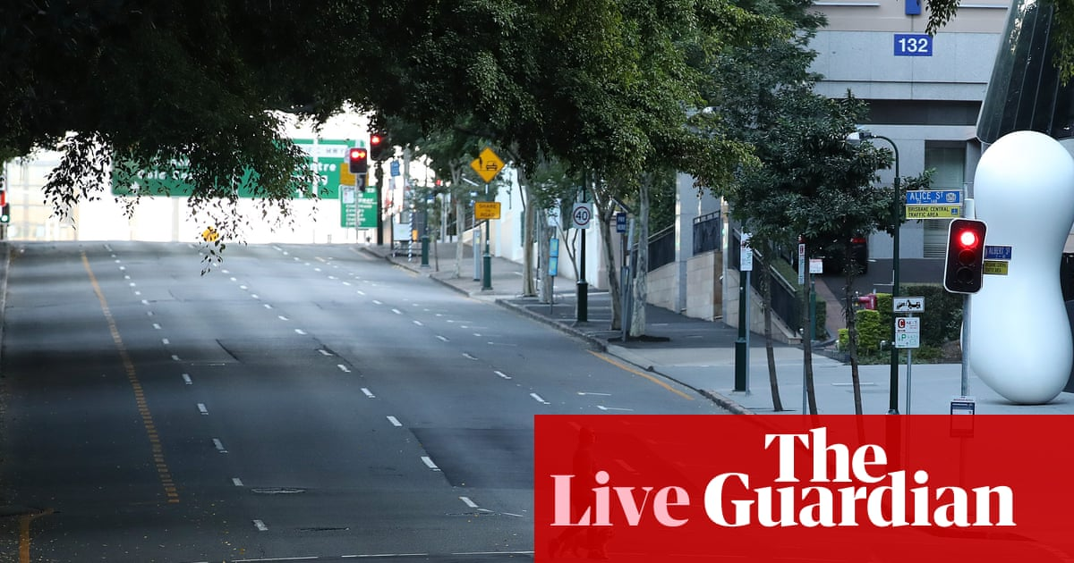 Australia Covid live update: Queensland braces for more cases on first full day of lockdown; Sydney authorities in compliance crackdown