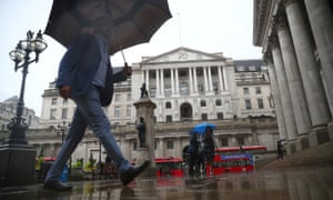 Bank of England holds interest rates at 0.75%.