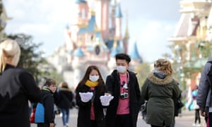 Disneyland Paris is to close from 15 March as the French government announces further restrictions to combat the coronavirus outbreak.