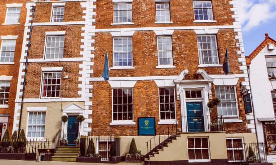 The Chester Townhouse hotel
