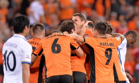 Brisbane Roar to appeal AFC fine over lack of 'international buffet' for officials