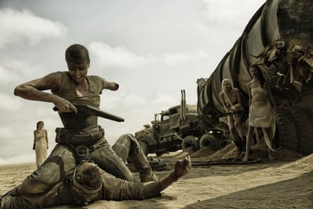Mad Max: Fury Road.