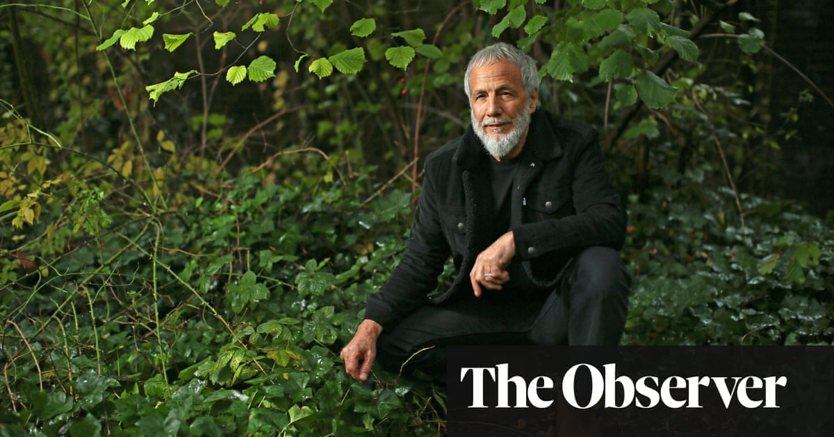 Yusuf Cat Stevens On Islam The Fatwa And Playing Guitar Again Desert Island Discs The Guardian