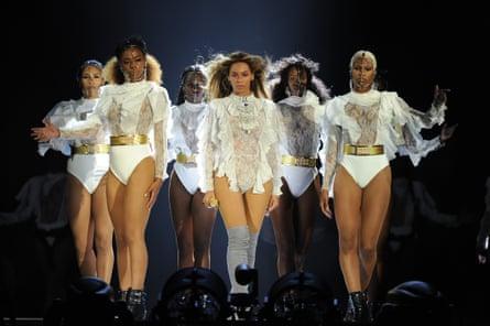 Beyoncé's Lemonade was an exclusive on Tidal.