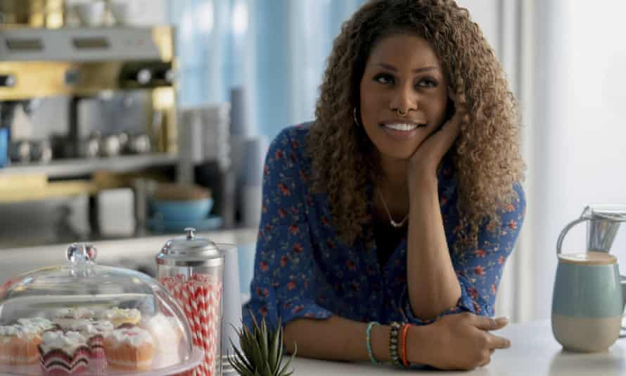 Laverne Cox in Promising Young Woman.