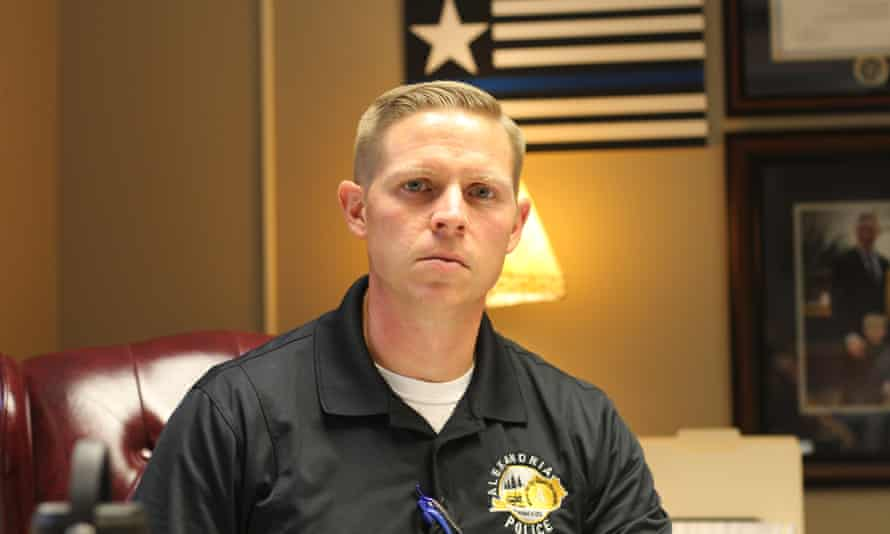 Lucas described himself as 'the most vocal opponent' to the police department plan to hire a social worker in 2016. Now, he views the department's social workers as indispensable.