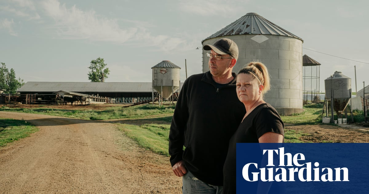 Small farms vanish every day in America's dairyland: 'There ain't no future in dairy'