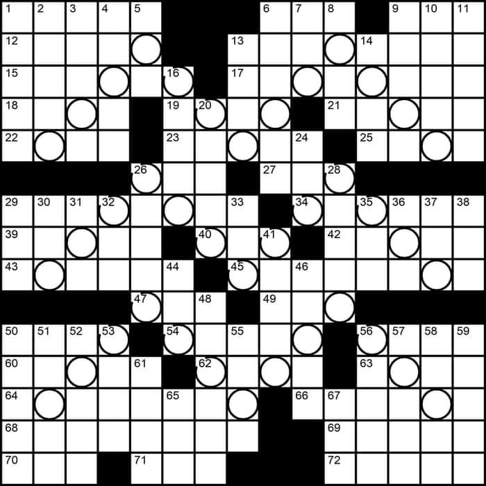 Anna Shechtman, the new queen of crosswords | Global | The