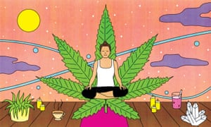 wellness yoga pose