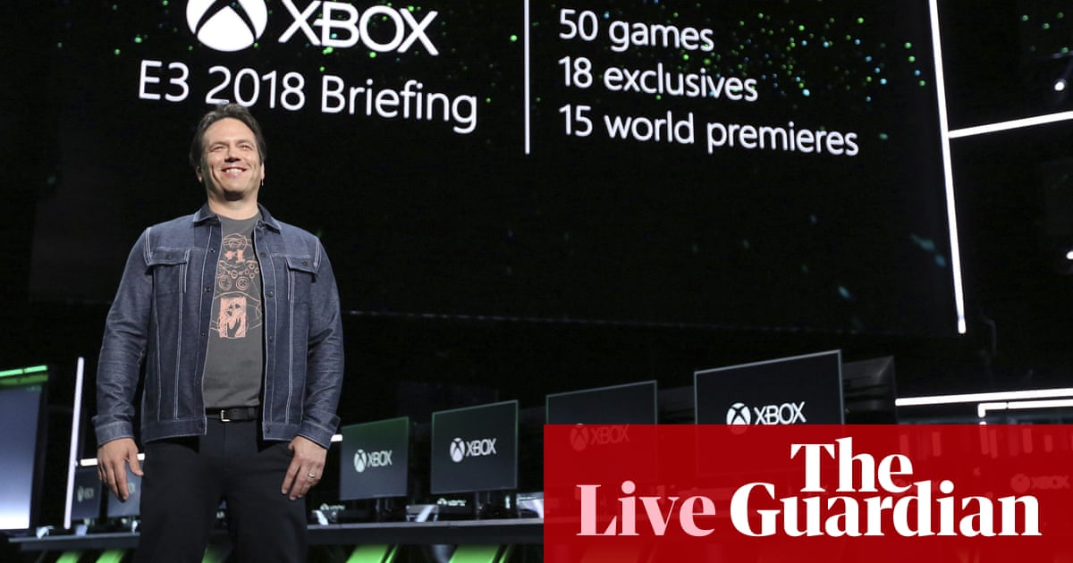 As it happened: Day one of E3 2018 gave us new Halo, Gears of War, Fallout, and Elder Scrolls 6