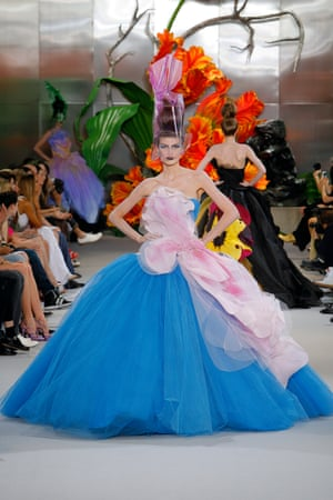 By John Galliano autumn/winter 2010 haute couture