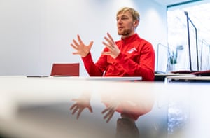 Emil Forsberg says: 'If people want to try and stand in our way, we're going to try and beat them.'