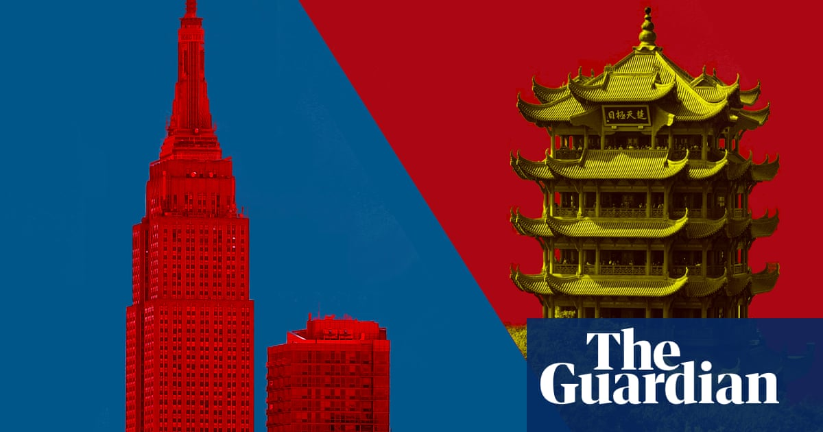 US v China: is this the start of a new cold war?