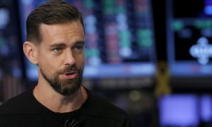 Jack Dorsey: Twitter CEO's account briefly hacked