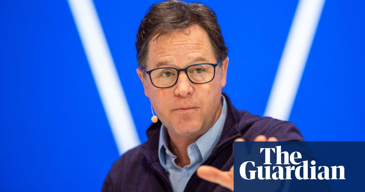'Insufficient and very defensive': how Nick Clegg became the fall guy for Facebook's failures