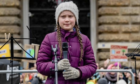 Youth climate strikers: 'We are going to change the fate of humanity'