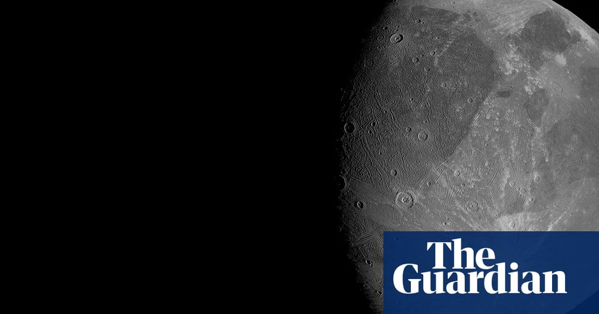 Nasa spacecraft captures first closeups of Jupiter's largest moon in decades