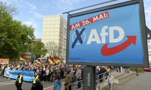The focus of the disinformation in Germany was on provoking division following the rise of the far-right AfD.