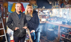 Piers Taylor and Sara Cox introduce Britain's Most Spectacular Backyard Builds.