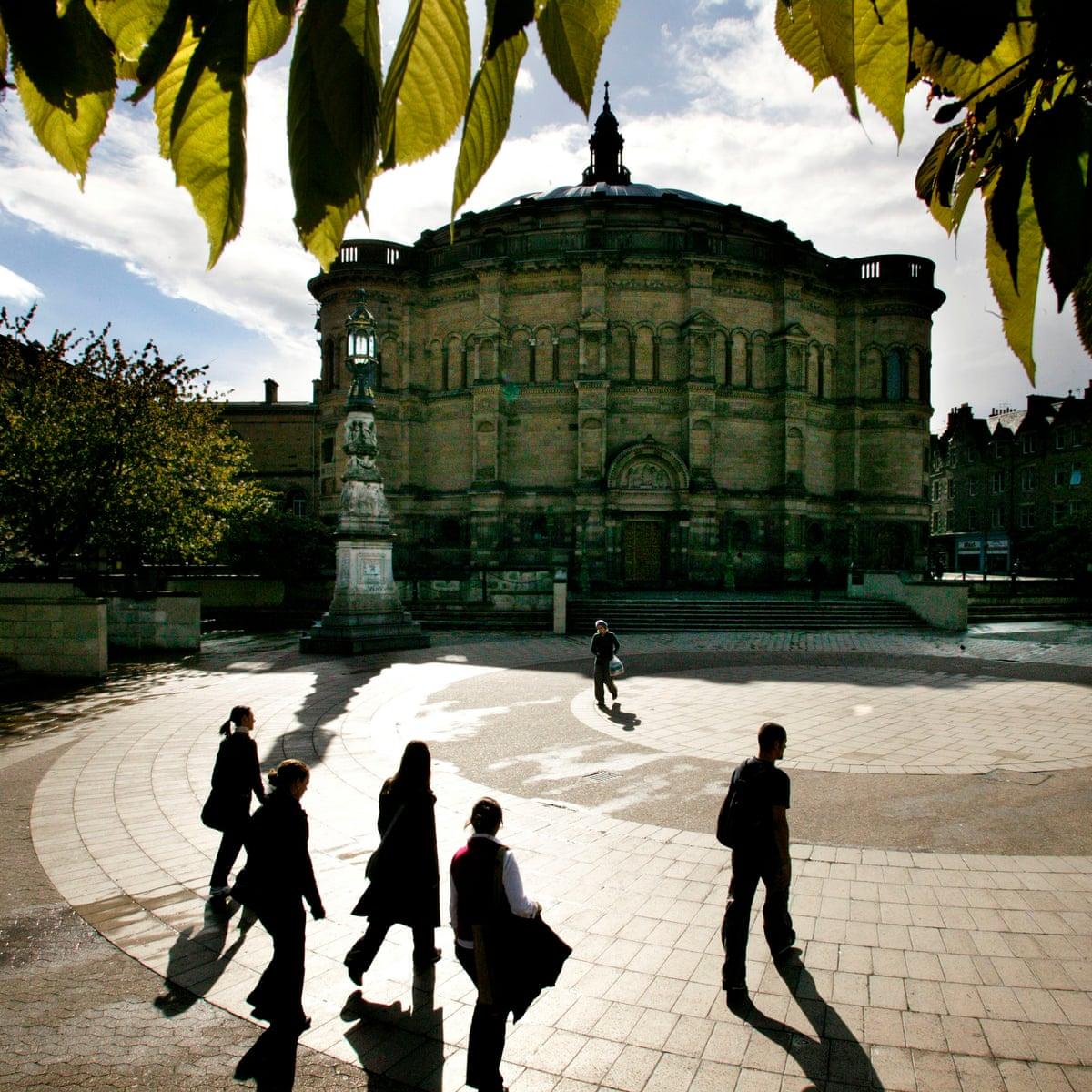 Edinburgh University Admits Failings After Student Kills Herself Mental Health The Guardian