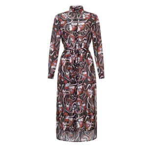 "70's style dress, £72, by Sister Jane, from <a href=""http://www.topshop.com/en/tsuk/product/new-in-this-week-2169932/new-in-this-week-493/dresses-3123078/portobello-dress-by-sister-jane-4670260?bi=0&amp;ps=200"">topshop.com</a>."