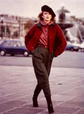 EJ Moran in 1981.