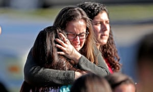 The shooting at Marjory Stoneman Douglas high school in Parkland, Florida was the deadliest at a high school in US history.