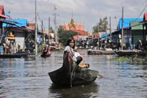 Mark Phoenix's The High Street, Kompong Phluk Floating Village
