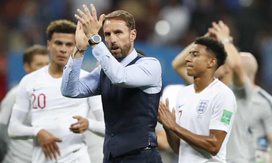 England made their first World Cup semi-final appearance since 1990 and have been rewarded by a six-place jump in Fifa's rankings.