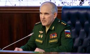 Col Gen Sergei Rudskoi