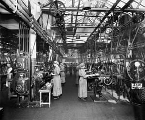 Birmingham Small Arms Company, 1917