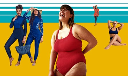 Diverse beach options from Lyra Swimwear and Youswim.