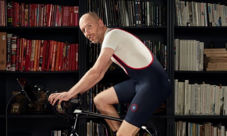 'I'm riding Le Tour in my spare room': the indoor cycling revolution