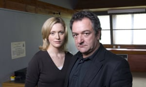 Rebus (Ken Stott) and DI Siobhan Clarke (Claire Price) in the ITV series based on Ian Rankin's novels.