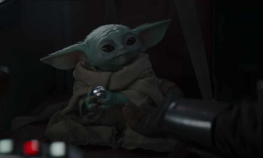 Will Baby Yoda pivot to the dark side? ... Grogu in The Mandalorian.