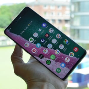 smartphone buyer's guide - Samsung Galaxy S10 5G