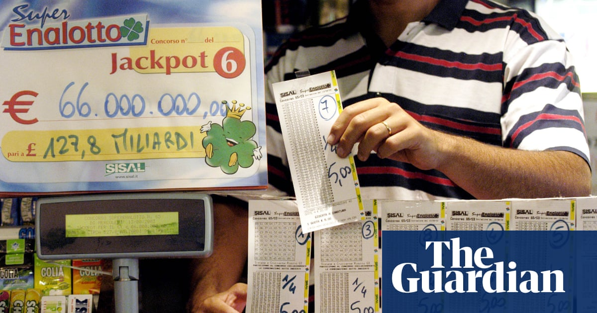 Suspected thief of winning scratchcard stopped at Rome airport