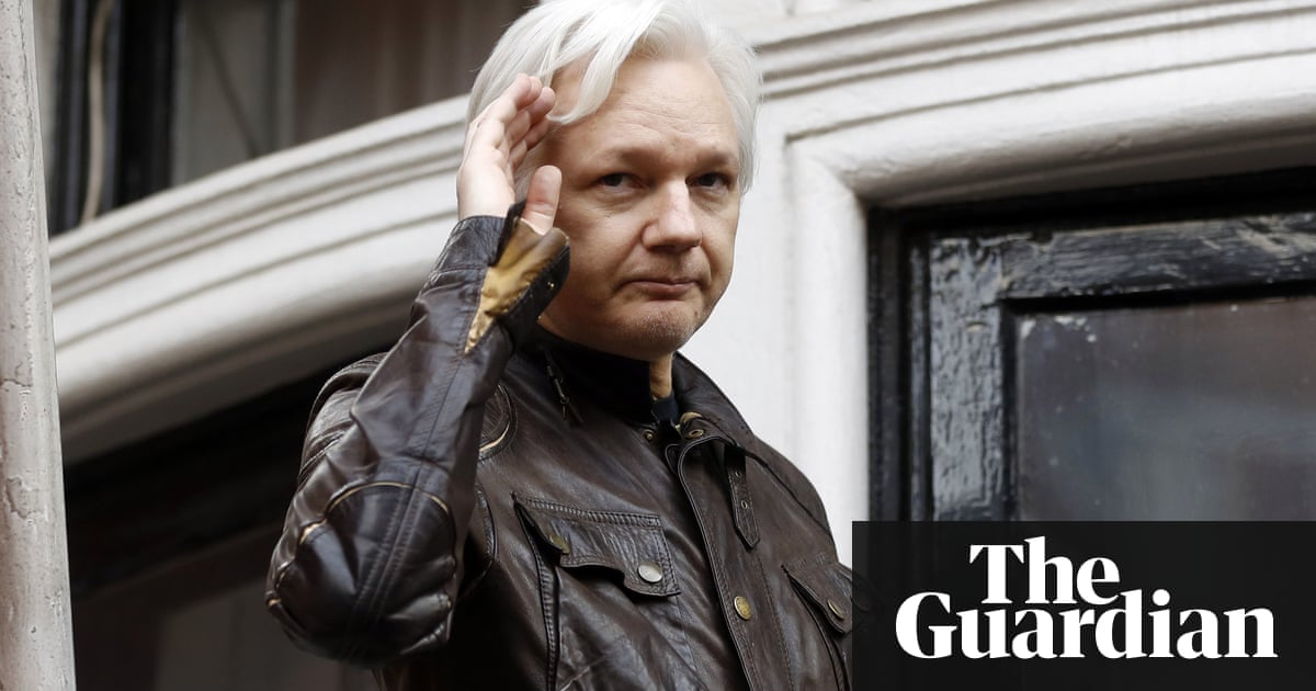 Ecuador's former president defends spy operation to protect Julian Assange