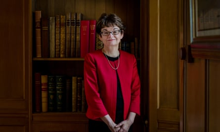 Sally Mapstone, St Andrews's principal and vice-chancellor, says she wants to 'welcome all styles of people' to the university.