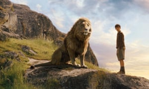 The Lion, the Witch and the Wardrobe: 'We find ourselves cheering, in the case of Narnia, the triumph of divine right over secular power.'
