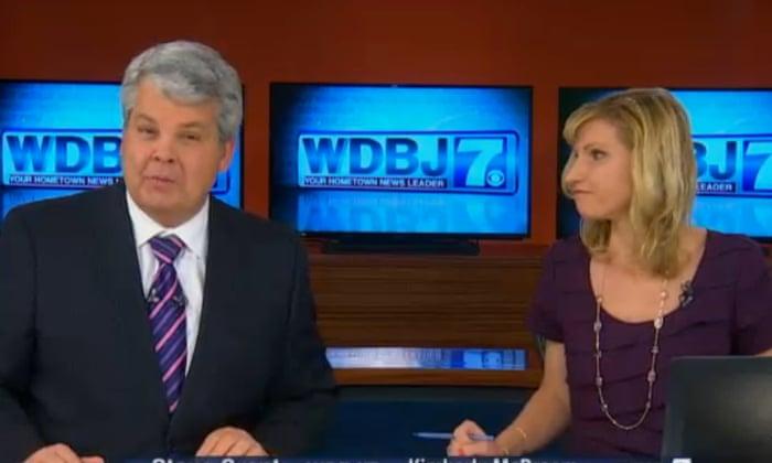 Virginia shooting: WDBJ station manager details relations